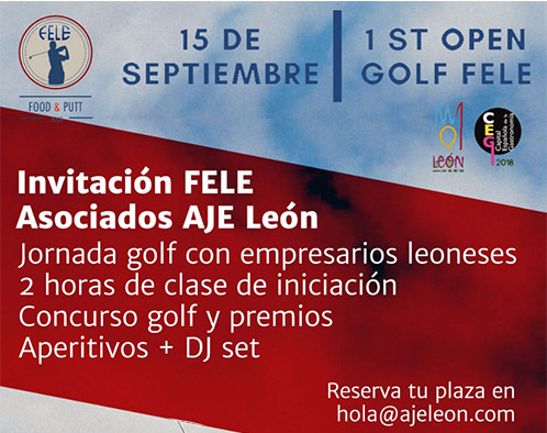 1st OPEN GOLF FELE