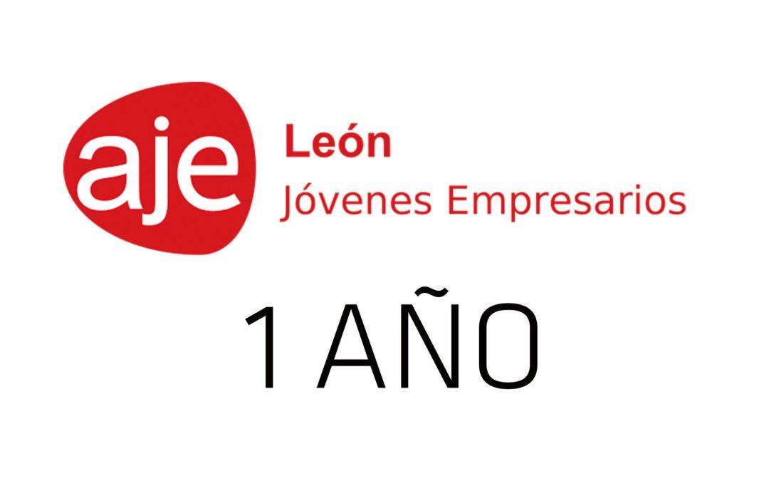 1 año AJE León