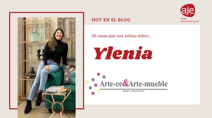 Hoy conocemos a… Ylenia de Arte-ce y Arte-mueble