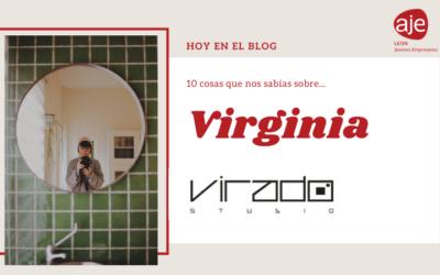 Hoy conocemos a… Virginia de Virado Studio