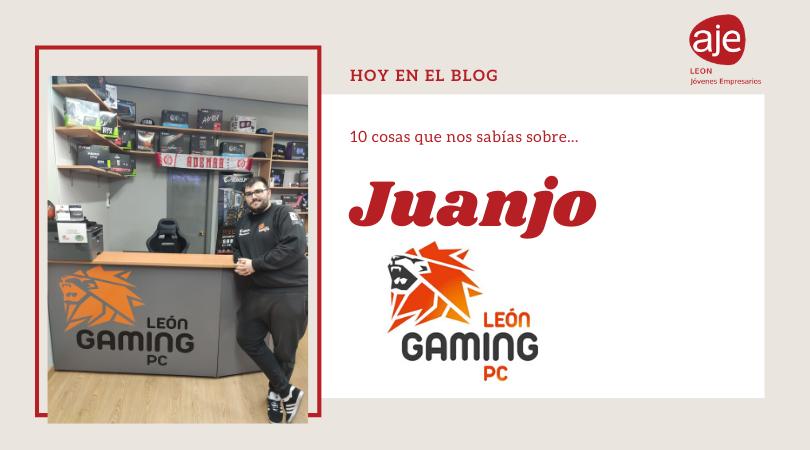 Hoy conocemos a… Juanjo de León Gaming PC